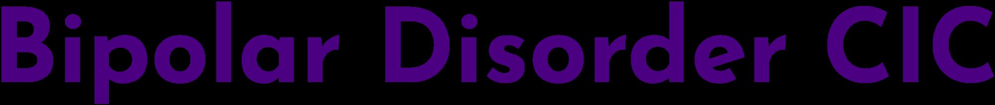 Bipolar Disorder CIC